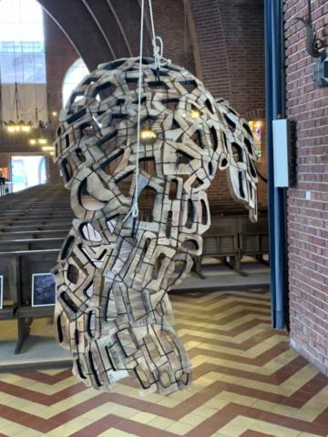 Stefan Elsen: My wood be guardian angel, hout